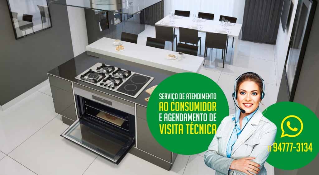 lofra cooktop assistencia
